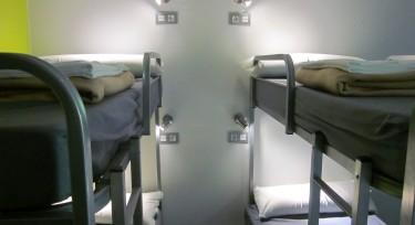 green nest hostel shared rooms