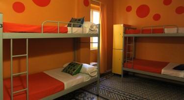 4 shared female dorm