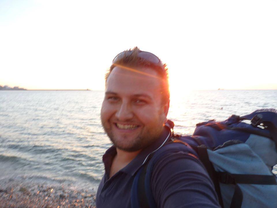 Ivan Marcos en Montenegro