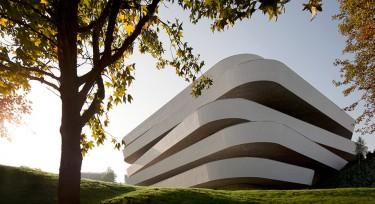 BCC in Miramon Technology Park. Photo by Vaumm architects